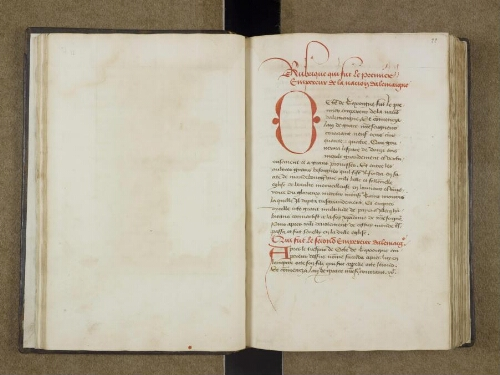 Chroniques des ducs de Savoie, depuis Hugues jusqu'à Aimé VII