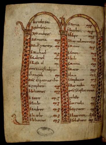 Pontificale et rituale, in quibus continentur variae benedictiones ad ordinandos clericos