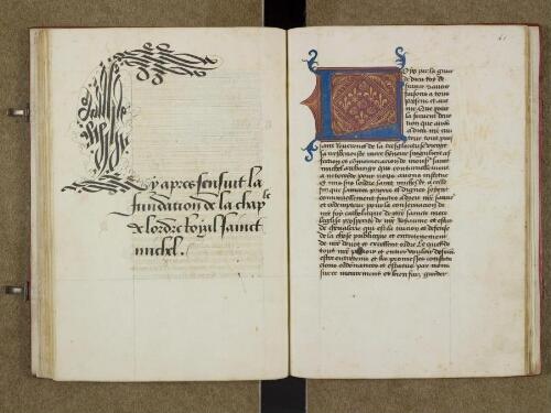 Livre des statuts et des ordonnances de l'ordre de Saint Michel