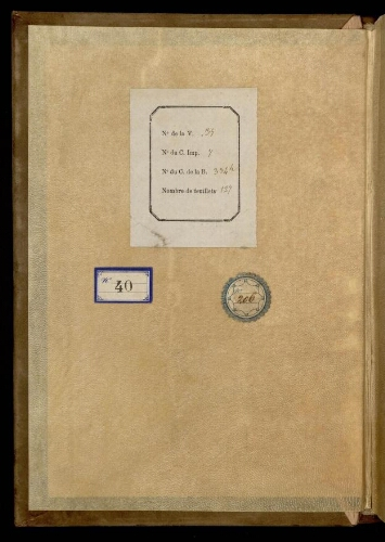 Martyrologe obituaire, recueil